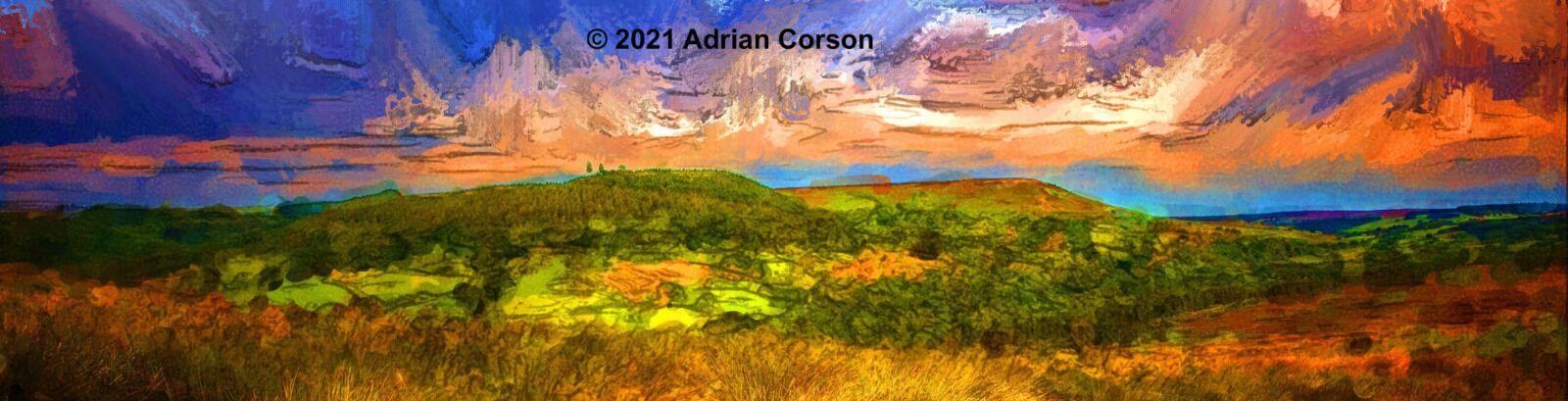 197-wooded hillside
