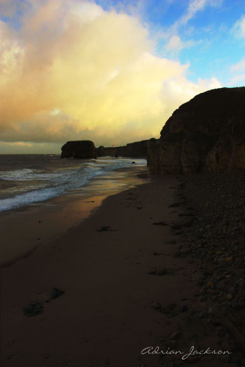 Marsden Bay at Sunset