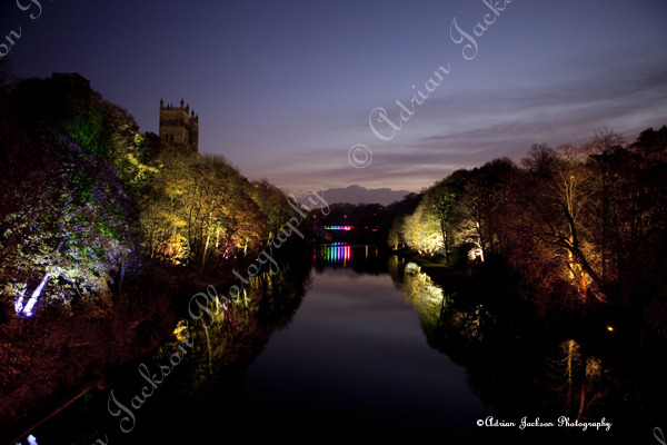 Durham by Night