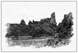 Dunure Castle, Dunure, Scotland