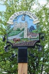 Barlborough Village sign