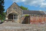 The rear of Barlborough Hall School