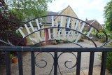 Gateway to the Little School, Barlborough, Derbyshire