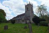 Rear of Barlborough Church, Derbyshire