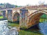 Bridge over the River Derwent, Matlock