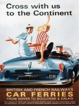 British & French Railways Car Ferries