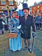 Dressing the Victorian Way, Melton Mowbray