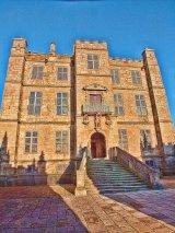 Entrance to Little Castle, Bolsover Castle