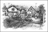 King Street, Ludlow, Shropshire