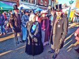 Queen Victoria at the Victorian Fair, Melton Mowbray