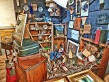 Riley's Antique Centre, Sheffield