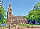 Spinkhill Church, Derbyshire