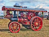 Steeles Grand steam engine