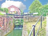 Tapton Lock Gates & Visitor Centre, Chesterfield Canal, Derbyshire