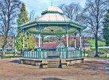 The Bandstand, Hall Leys Park, Matlock