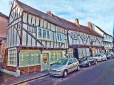 The Chanters House & Sandwich Weavers, The Strand, Sandwich, Kent