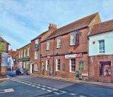 The Fleur de Lis, Delf Street, Sandwich, Kent