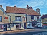 The Market Inn & No Name Shop, Sandwich, Kent