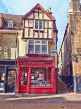 The Oboe Shop, Canterbury, Kent