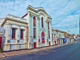 The Playhouse Theatre & High Street, Whitstable, Kent