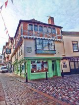 The Sun Hotel & Little Inn, Canterbury, Kent