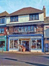 Traditional ironmongers, Cattle Market, Sandwich, Kent