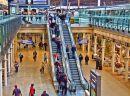 St. Pancras Station concourse 1