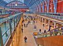 St. Pancras Station concourse 2