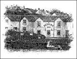 The Dunure Inn, Dunure, Scotland