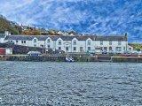 The Dunure Inn & Harbourside, Dunure, Scotland