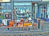 the little vintage shop, margate