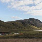 100-Campsite bij Alftavatn