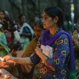 308-In de Meenakshi tempel