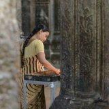 310-In de Meenakshi tempel