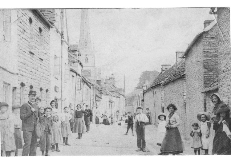 Old image - West Street