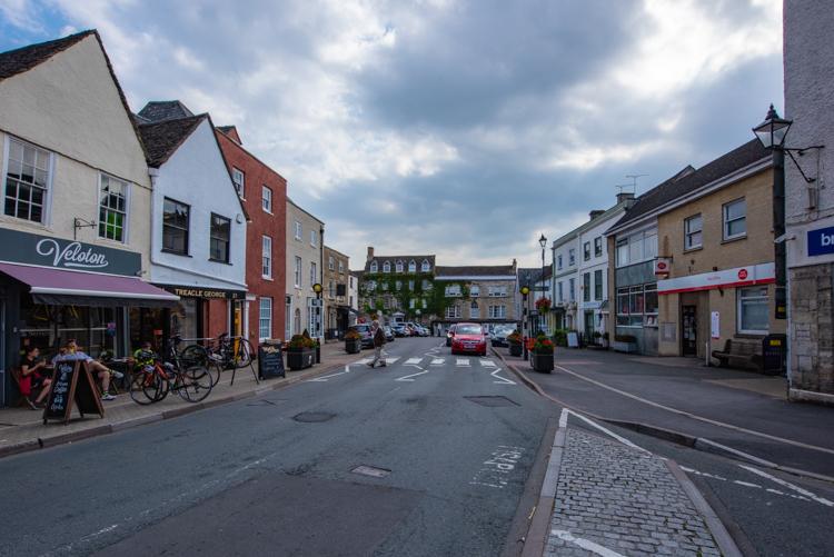Market Place - Tetbury