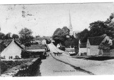 Old image - Bath Bridge