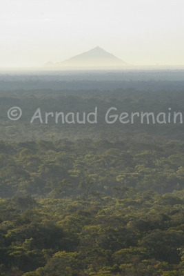 Kasungu Hill from the Top of Black Rock