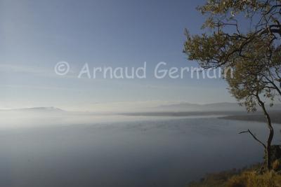 South Part of Lake Nakuru.