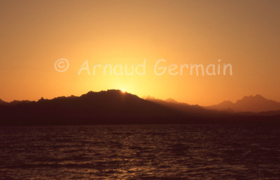 Red Sea Sunset