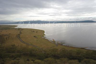 Cloudy Skies on Lake Nakuru