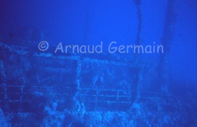 Aida II Wreck
