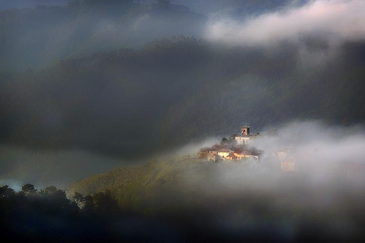 002 Fibbiano Landscape -Gombitelli