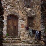 007 Fibbiano Village Scenes - Wash Day