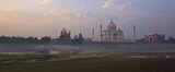 Taj Mahal early morning