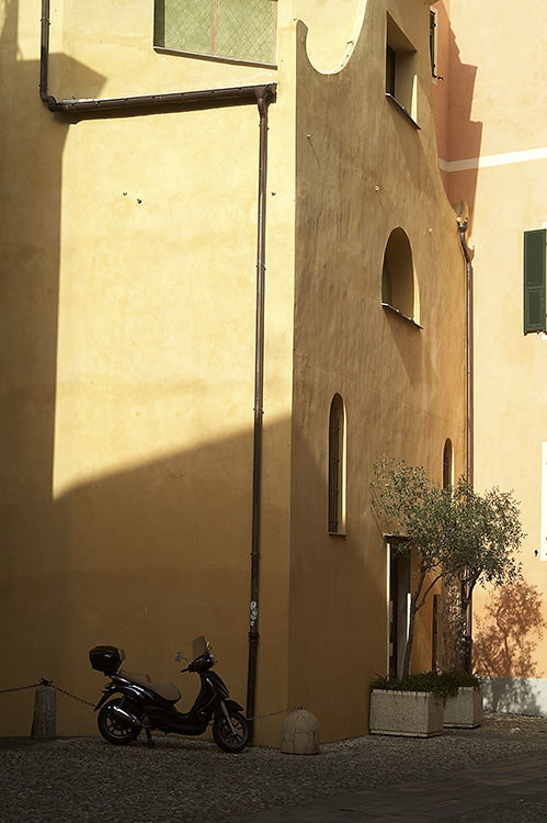 Priest's Private Parking