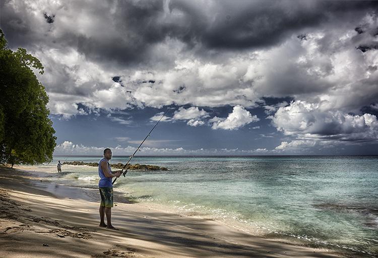 Beach Angler