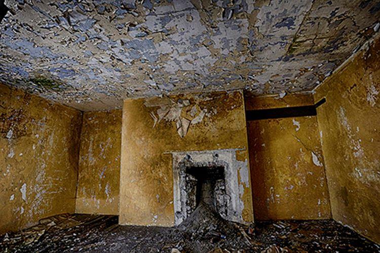 Fireplace Cavity