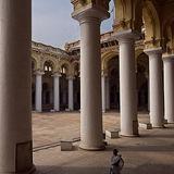 Columns Tirumala palace madurai
