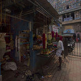 Shop at Hindu temple entrance